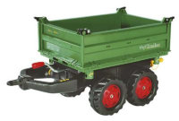 Rolly Toys Прицеп rollyMega Trailer,green