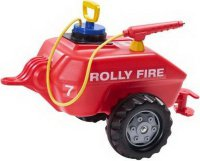 Rolly Toys Цистерна с помпой  rollyWater-Tanker red 122967