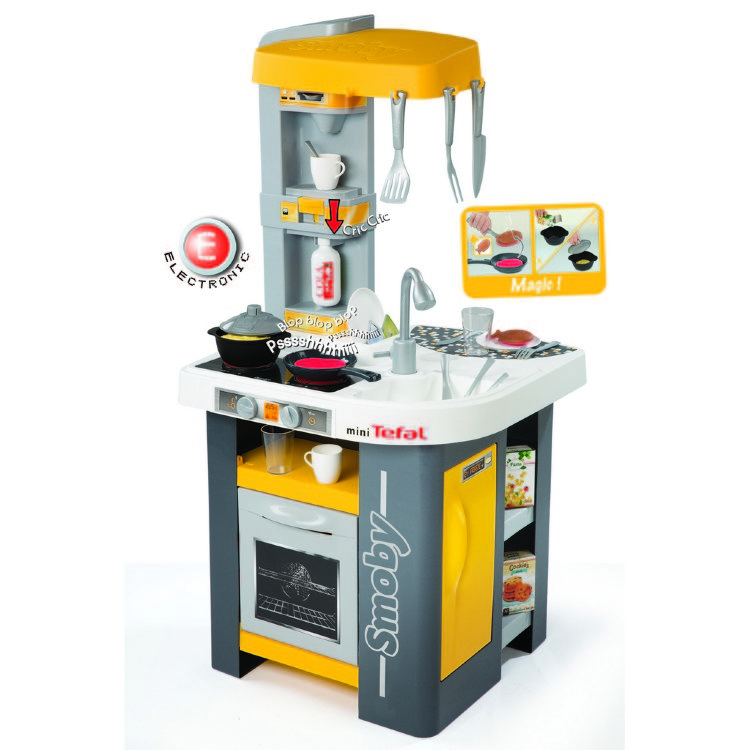 Кухня Tefal Studio Yellow