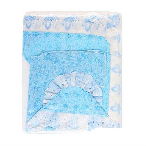 Шитье пеленок для новорожденных