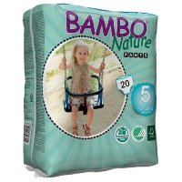 Bambo Nature Трусики Pants Junior 12-20 кг (20 шт)