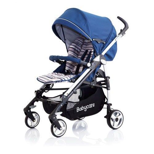 Коляска Baby Care GT4 Light Blue