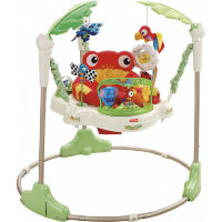 Fisher Price Прыгунки Тропический лес K7198