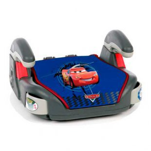 Graco, Автокресло Booster Basic Disney 1E93, (Racing Cars)