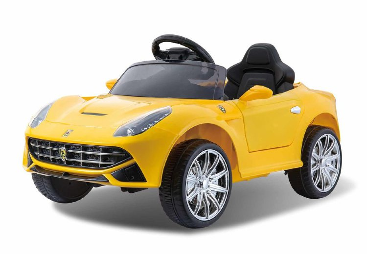 RiVeRtoys Ferrari O222OO (кожа) с дистанционным управлением