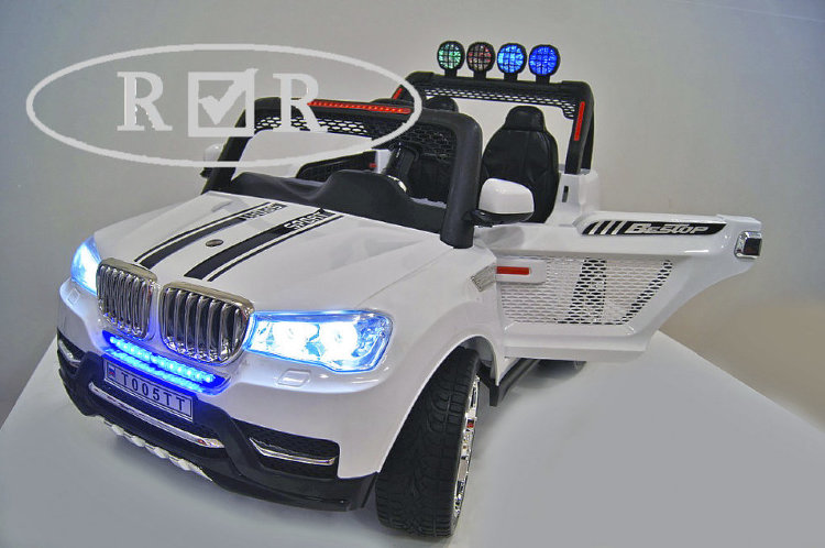 RiVeRtoys BMW T005TT  с дистанционным управлением(ПОЛНЫЙ ПРИВОД)