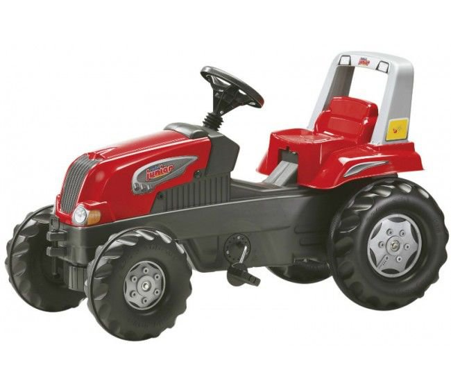 Rolly Toys Педальный трактор JUNIOR RT ROT NEW