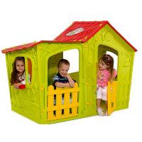 KETER Игровой Дом Волшебная Вилла 167x110x126 см