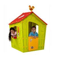 KETER Игровой Дом Волшебный с петушком 110x110x146 см